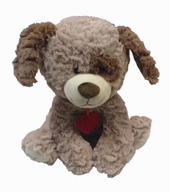 Valentine's Day 10'' Plush Puppy