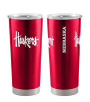 University of Nebraska 20 oz Insulated Stainless Steel Tumbler, , hi-res