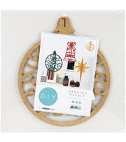 Kaisercraft Beyond The Page MDF 11''x9.25''x9.25'' Ornament-Round Bauble, , hi-res