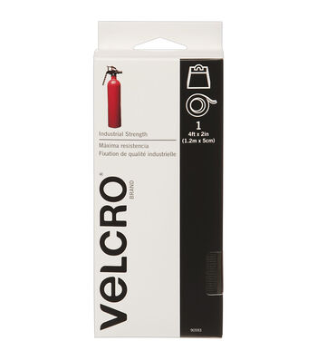 VELCRO® Brand 2'' x 4' Sticky Back Industrial Tape