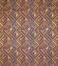 Barrow Upholstery Fabric 56\u0022-Umber
