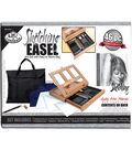 Royal Brush Easel Art Set With Easy To Store Bag-Sketching