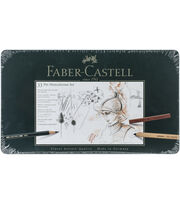 Faber-Castell® 33ct PITT Monochrome Set, , hi-res
