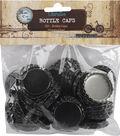 Vintage Collection Standard Bottle Caps 1\u0022 50/Pk