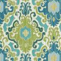 SMC Swavelle Millcreek Print Fabric 54\u0022-Toroli Twill Aqua