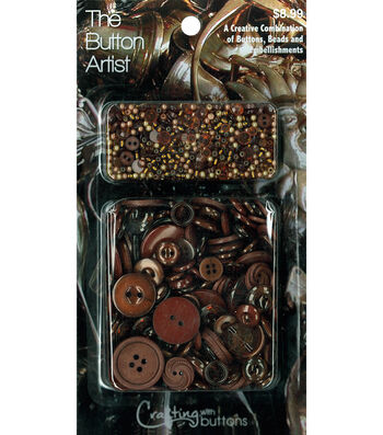 The Button Artist Buttons & Beads Coffee
