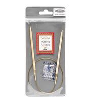 Tulip Needle Company Knina Knitting Needles 24'' Size 6, , hi-res