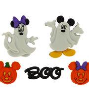 Dress It Up Disney Mickey & Minnie Ghosts Embellishments, , hi-res