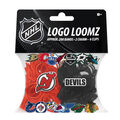 New Jersey Devils Logo Loomz Filler Pack by Forever Collectibles