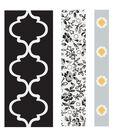 Buttercream™ Audrey Collection Fabric Tape-Quatrefoil