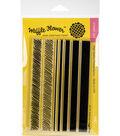 Waffle Flower Crafts 7 pk Clear Stamps 4\u0027\u0027x6\u0027\u0027-Plaid Play