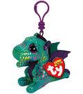 Ty Beanie Boos Cinder The Green Dragon Clip
