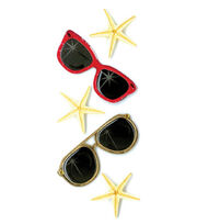 Jolee's By You Dimensional Slim Stickers-Sunglasses, , hi-res