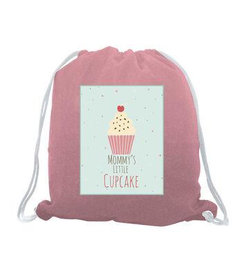 "No Sew Fleece Throw 48""-Mommy'S Little Cupcake Giftable"
