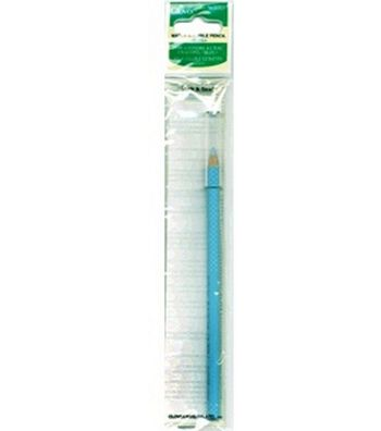 Clover® Water Soluble Pencil-Blue