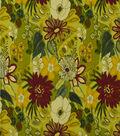 Home Decor 8\u0022x8\u0022 Fabric Swatch-Print Fabric Robert Allen Lilith Spring