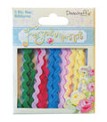 Forget-Me-Not Ric Rac Ribbons-