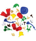 Modeling Dough & Clay Body Parts-Assorted
