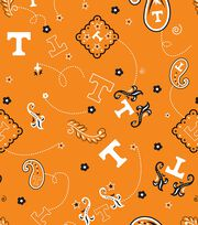 "University of Tennessee Volunteers Cotton Fabric 44""-Bandana, , hi-res"