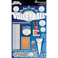 Reminisce Real Sports Dimensional Stickers Volleyball