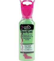 Tulip Dimensional Fabric Paint 1.25oz - Sparkles, , hi-res