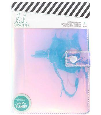 Heidi Swapp® Fresh Start Personal Memory Planner-Iridescent