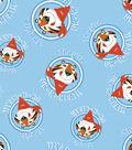 Kelloggs® Fleece Fabric 59\u0022-Tony Badge Toss