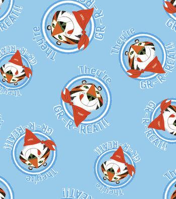 """Kelloggs® Fleece Fabric 59""""-Tony Badge Toss"""
