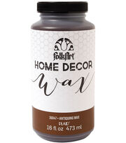 FolkArt Home Decor Wax 16oz, , hi-res