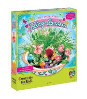 Creativity for Kids Kit-Enchanted Fairy Garden, , hi-res