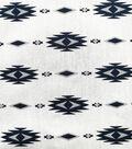 Cotton Shirting Fabric 57\u0022-Aztec