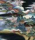 Quilter\u0027s Premium Cotton Fabric-Bonsai Bridge