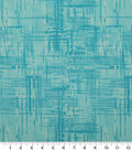 Wide Quilt Cotton Backing Fabric 108\u0027\u0027-Blue Radiance Crosshatch