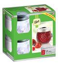 Ball® Collection Elite Design Series 4 pk 8 oz. Jam Jars-Clear