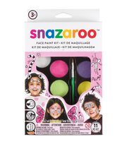 Snazaroo Face Painting Kit-Pink, , hi-res