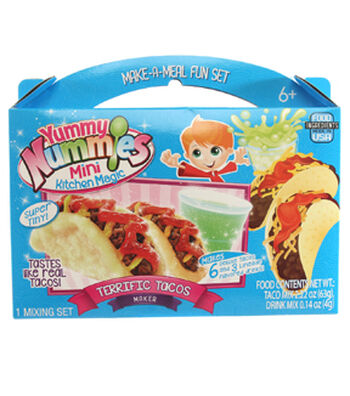 Yummy Nummies Deluxe Sets-Tacos
