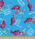 Dreamworks Trolls Queen Poppy Cotton Fabric