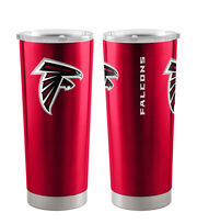 Atlanta Falcons 20 oz Insulated Stainless Steel Tumbler, , hi-res