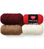 Red Heart Super Saver Jumbo Yarn, , hi-res