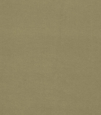 "Home Decor 8""x8"" Fabric Swatch-Smart Suede Olive"