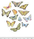 Susan Winget Butterfly Layered Accents-Floral
