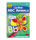 My First Abc Animals Little Busy Books