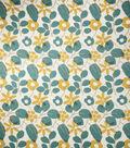 Home Decor 8\u0022x8\u0022 Fabric Swatch-Upholstery Fabric Eaton Square Fraggle Teal