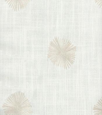 """Nate Berkus Print Fabric 54""""-Zodi Quartz"""