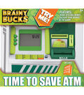 Brainy Bucks Time To Save ATM