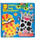 Alex Toys Paper Bag Puppets Kit