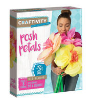 Creativity For Kids Posh Petals Kit, , hi-res