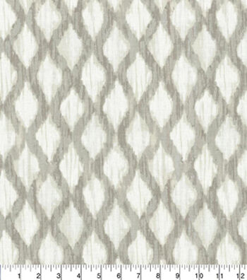 "Kelly Ripa Home Upholstery Fabric 54""-Floating Trellis Shell"