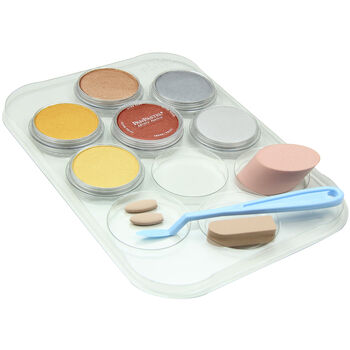 Pan Pastel Ultra Soft Artist Pastel Set Metallics