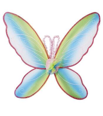 Fashion & Fluff™ Rainbow Fairy Wings